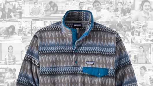Men's Fair Trade Fleece