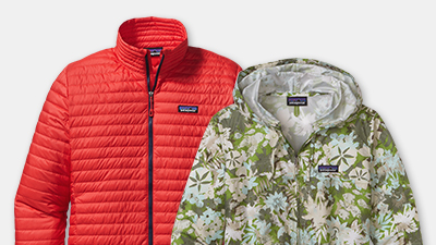 Shop Patagonia Recycled Polyester products