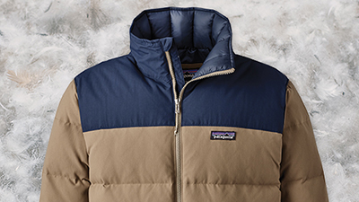 Shop Patagonia organic cotton products