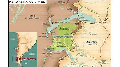 Conservación Patagonica