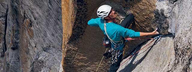 Mehrseillängen-Klettern