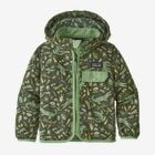 Baby Baggies® Jacket - Alligators and Bullfrogs: Kale Green (ABKG)