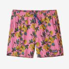 "M's Stretch Wavefarer® Volley Shorts - 16"", Squash Blossom: Marble Pink (SBMP)"