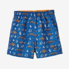 Baby Baggies® Shorts - Fishies in the Swamp: Bayou Blue (FSBE)