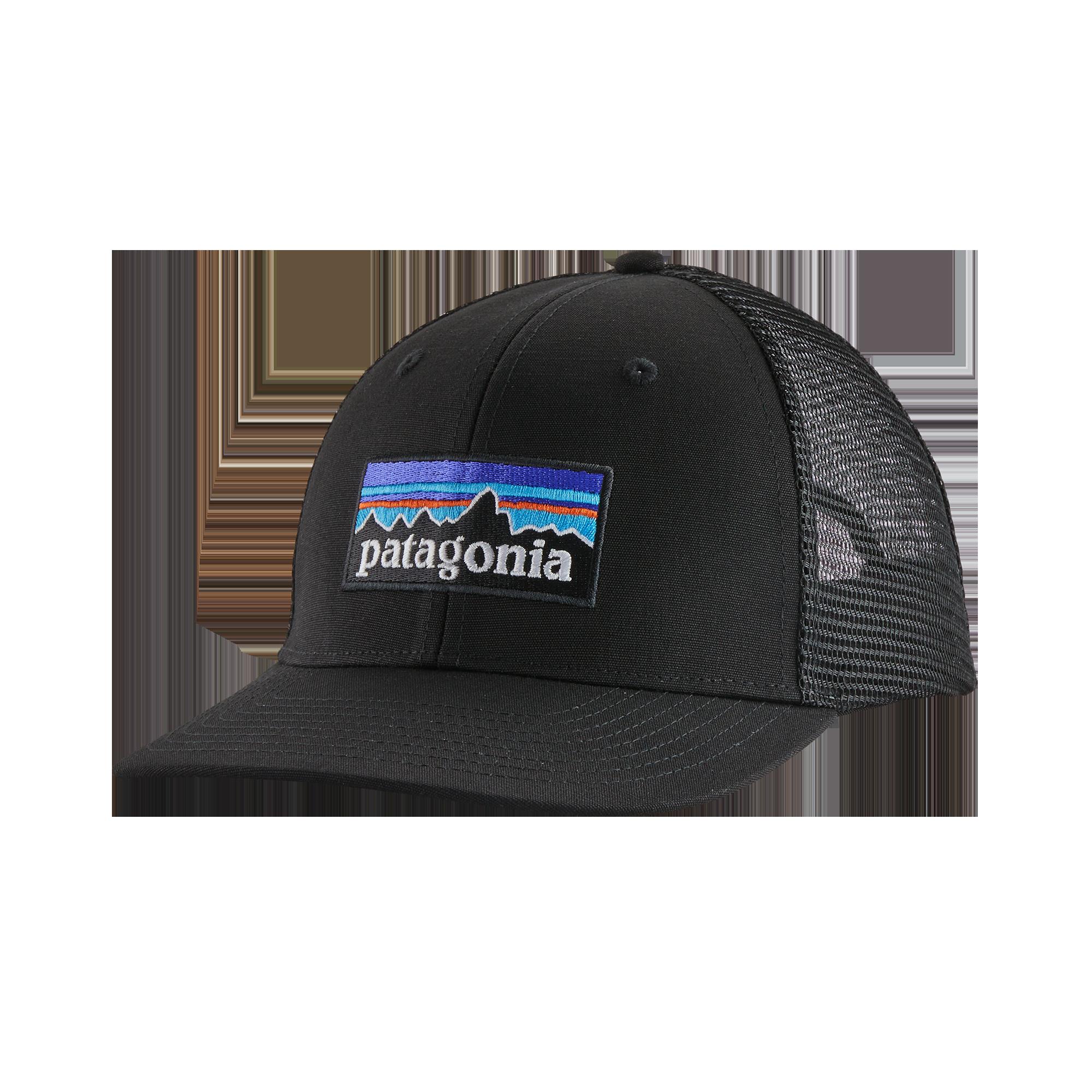 Patagonia P-6 Logo Trucker Hat Beret