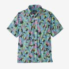 M's Lightweight A/C™ Shirt - Spoonbills: Big Sky Blue (SPBG)