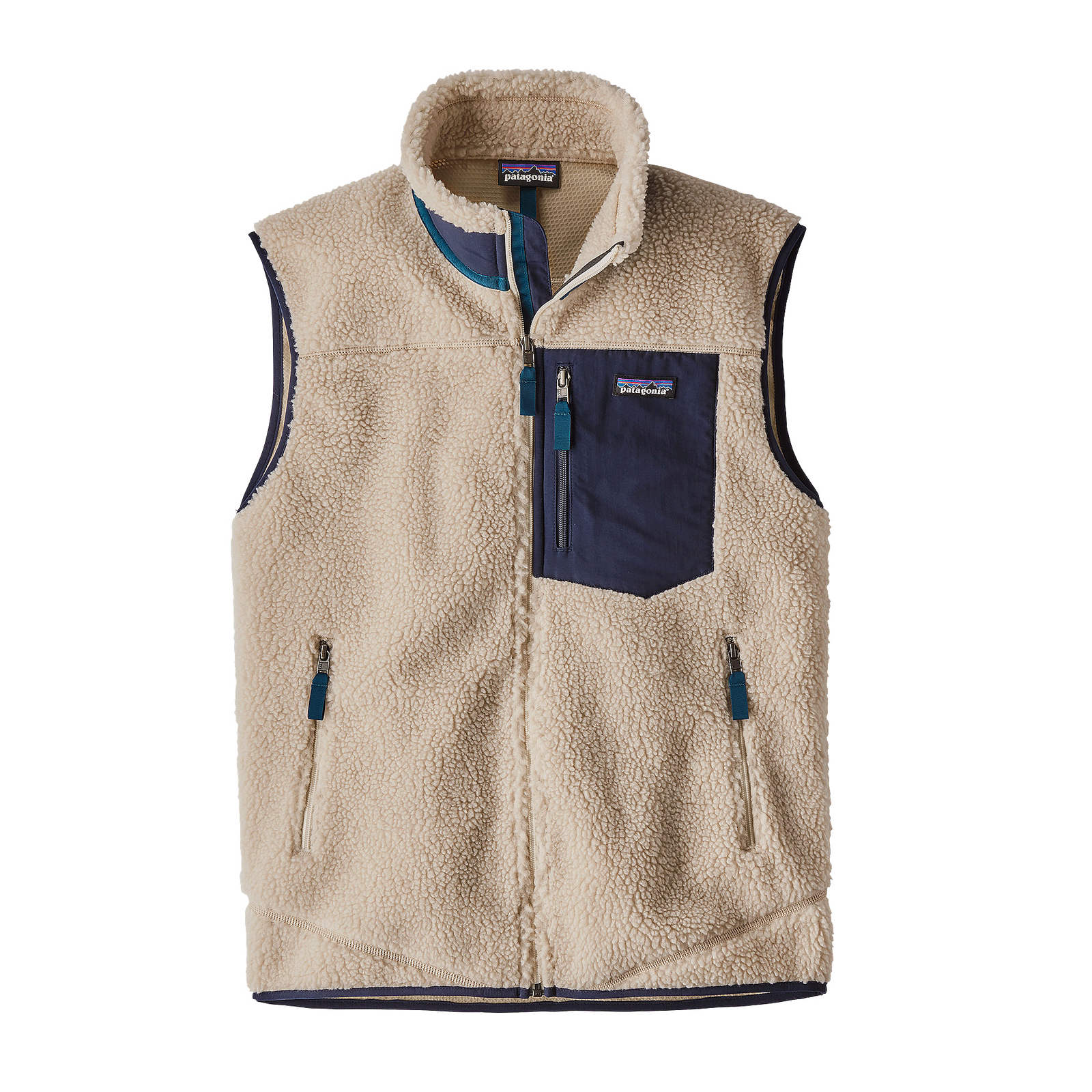 Men's Classic Retro X® Fleece Vest