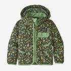 Baby Baggies® Jacket - Alligators and Bullfrogs: Kale Green (ABKG)