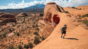 Generations of a Diné Family Reflect on Running