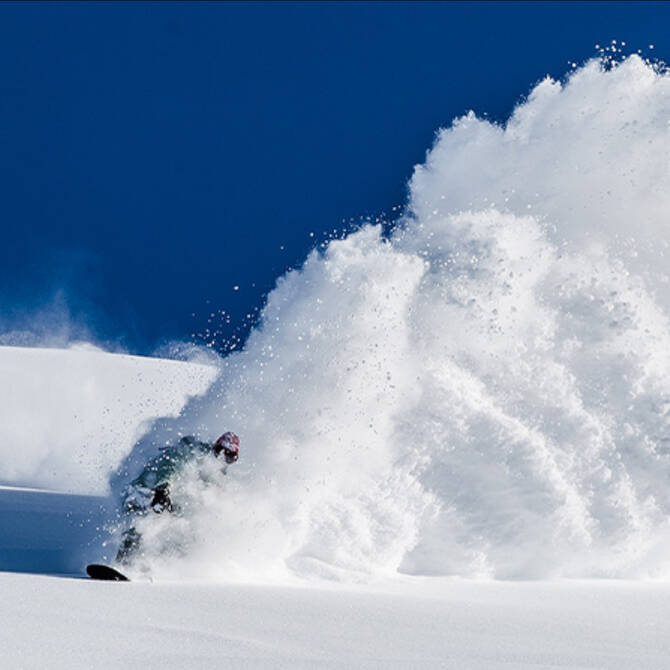 Ski/snowboard pour homme