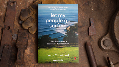 Let My People Go Surfing by Yvon Chouinard