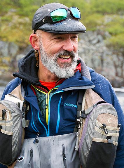 Patagonia Fly Fishing Ambassador Mikael Frödin