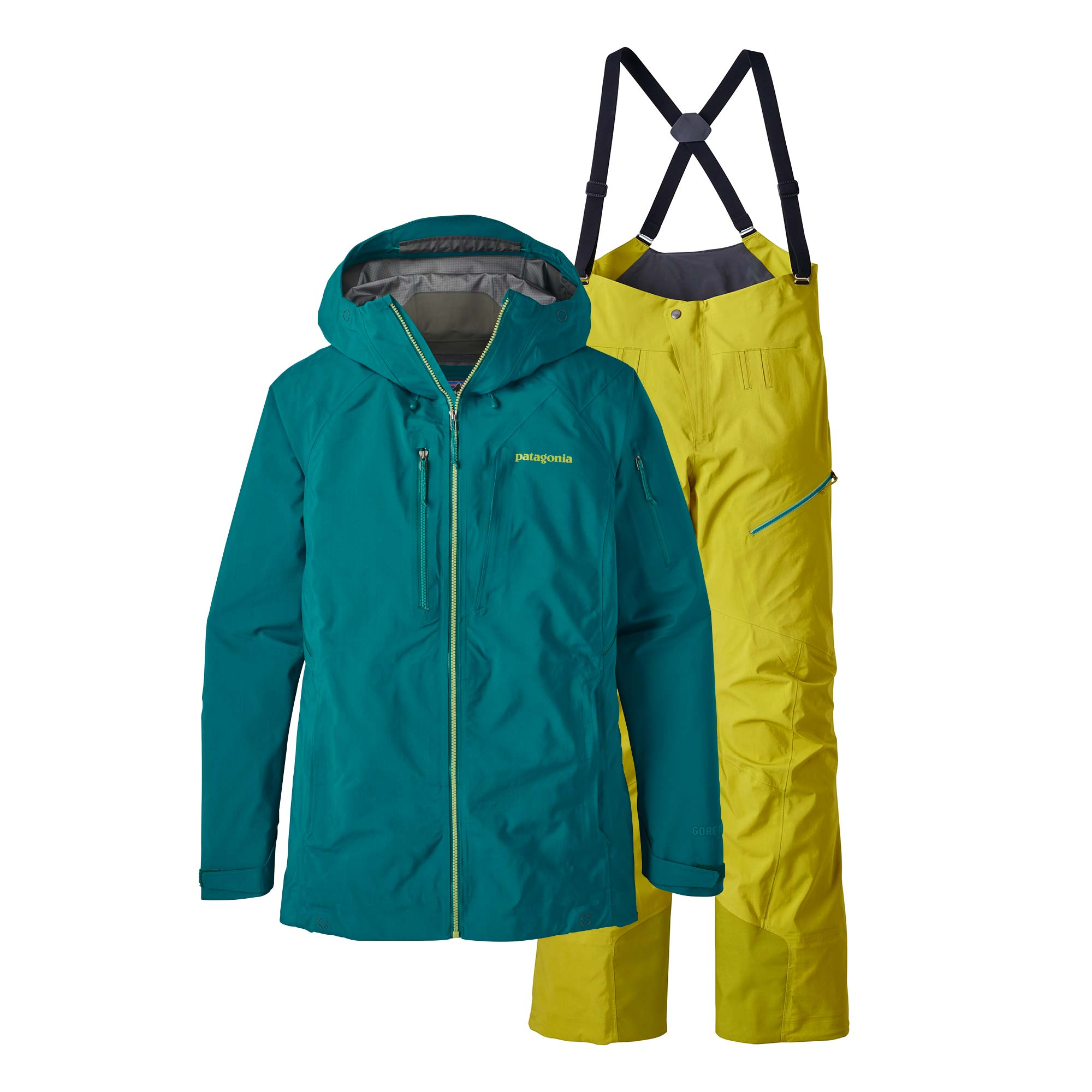 Women's PowSlayer Jacket and Bibs