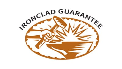Ironclad Guarantee