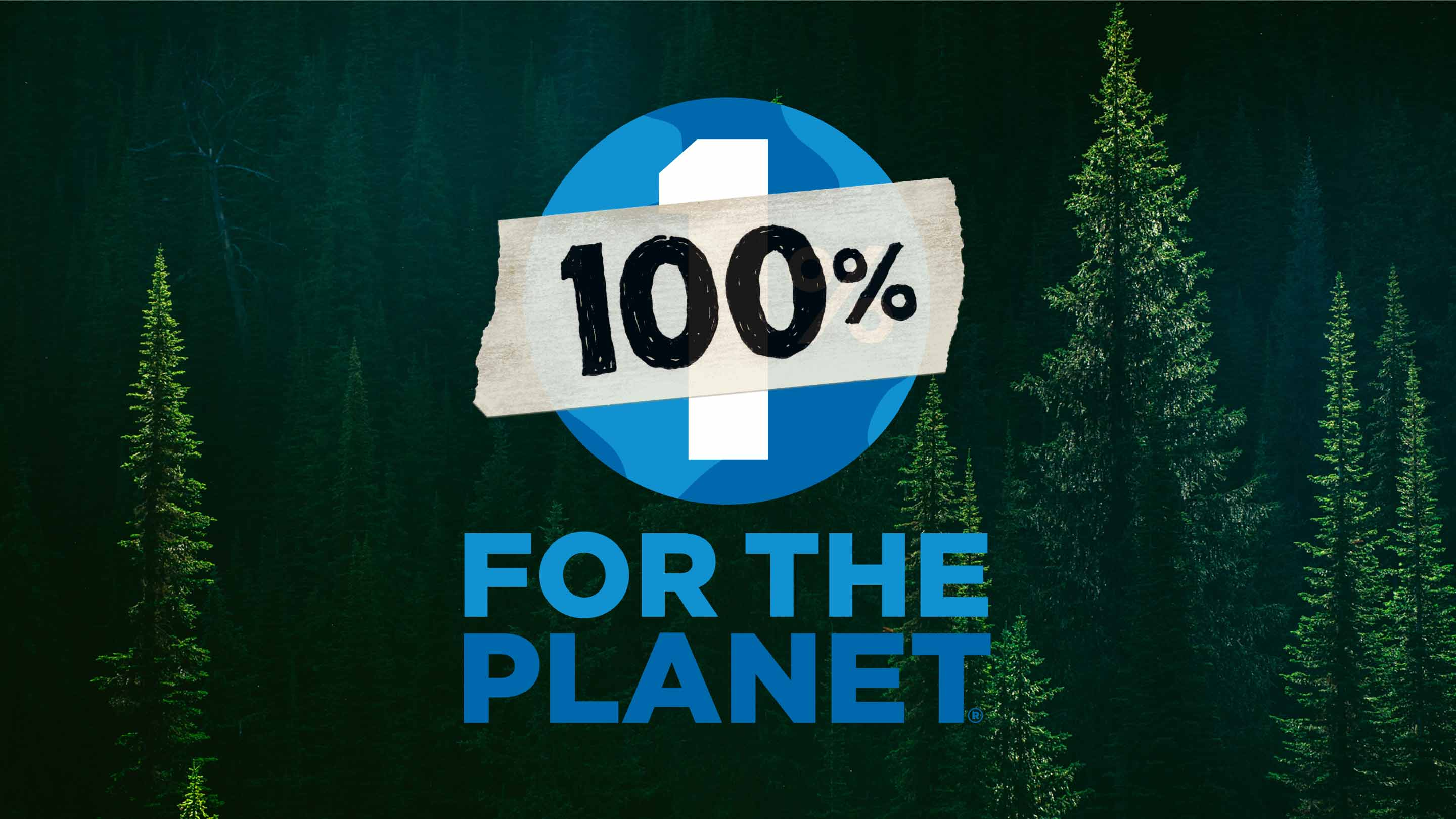 100 Percent For The Planet