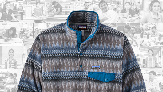 Men's Fair Trade Fleece