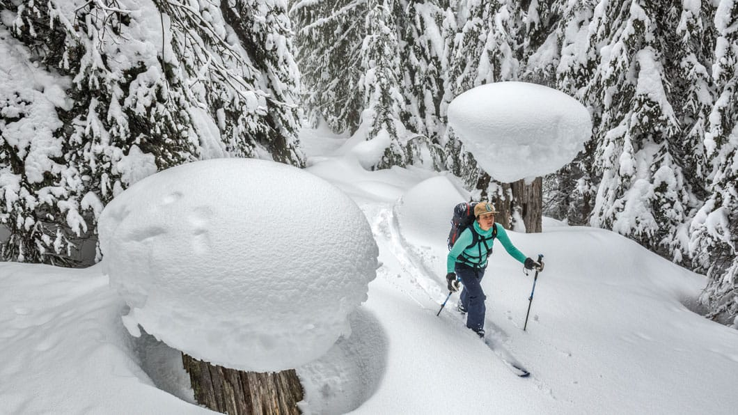 Women's Backcountry Touring