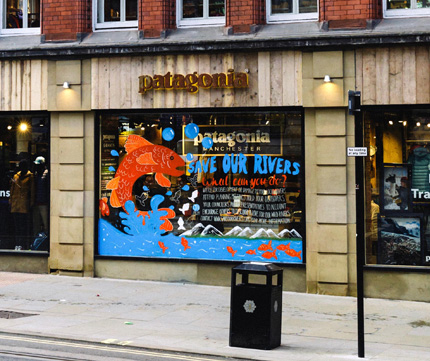 Patagonia Manchester
