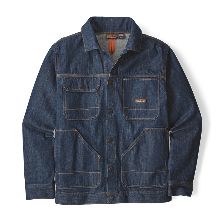 MEN'S STEEL FORGE<br />DENIM JACKET
