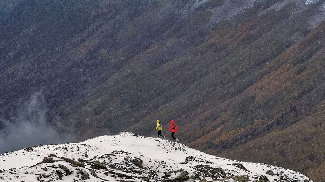 Trail Running Homme